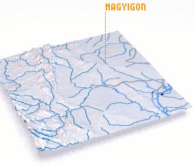 3d view of Magyigôn