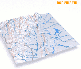 3d view of Nanyinzeik