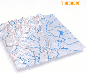 3d view of Thadagon