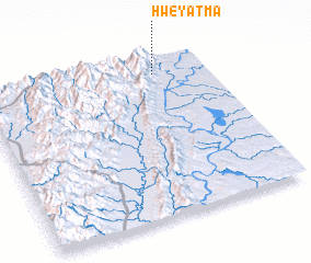 3d view of Hweyatma