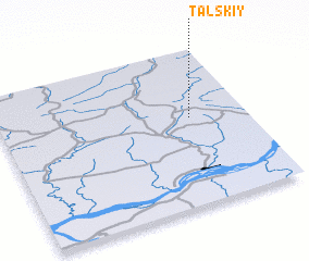 3d view of Tal\