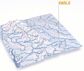 3d view of Kanle