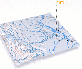 3d view of Buthi