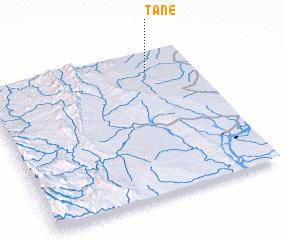3d view of Tanè