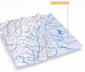 3d view of Shwe-inbin