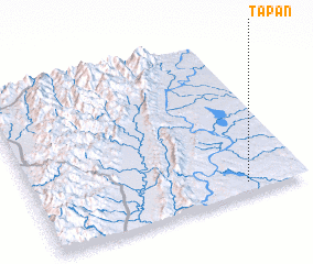 3d view of Tapan