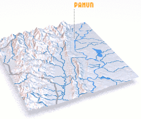 3d view of Pamun
