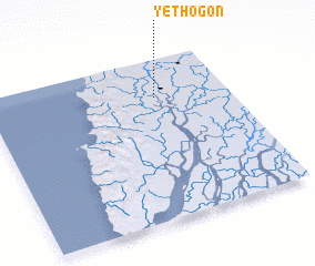 3d view of Yethogôn