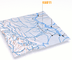 3d view of Kabyi