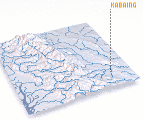 3d view of Kabaing