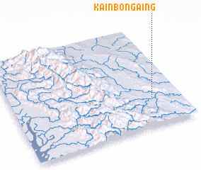 3d view of Kainbongaing