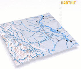 3d view of Kanthit