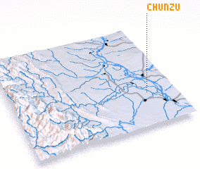 3d view of Chunzu