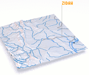 3d view of Zidaw