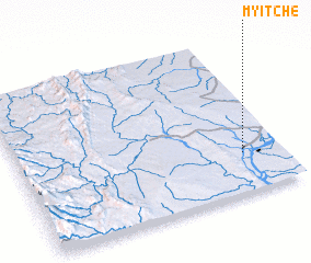3d view of Myitche