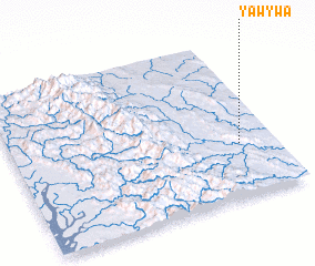 3d view of Yaw-ywa
