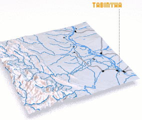 3d view of Tabinywa