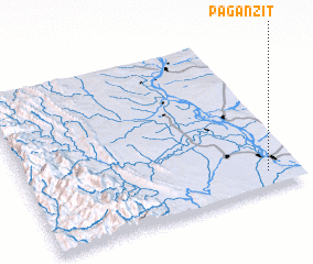 3d view of Paganzit
