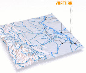 3d view of Ywathaw