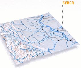 3d view of Semon