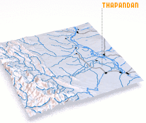 3d view of Thapandan