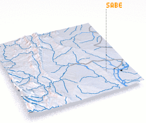 3d view of Sabe