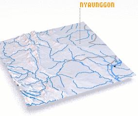 3d view of Nyaunggôn