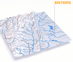 3d view of Auktaung