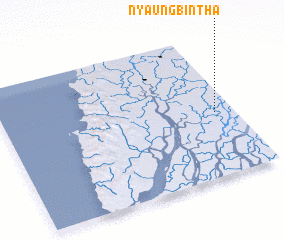 3d view of Nyaungbintha