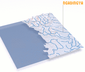 3d view of Ngādingya