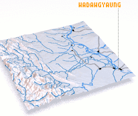 3d view of Wadawgyaung