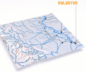 3d view of Palanyon
