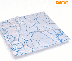 3d view of Kanyat