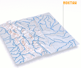3d view of Moktaw