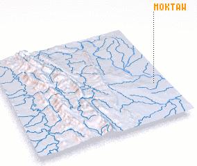 3d view of Moktaw