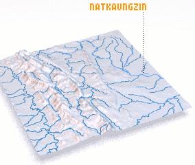 3d view of Natkaungzin
