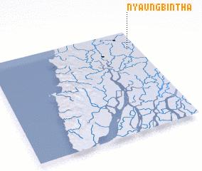3d view of Nyaungbintha
