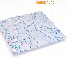 3d view of Sainggaung