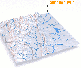 3d view of Kawngkankyun
