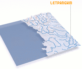 3d view of Letpangwin