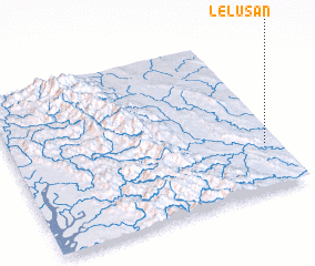 3d view of Lelusan