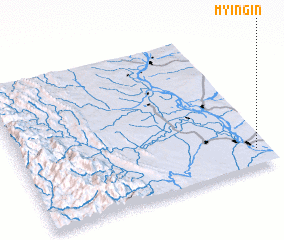 3d view of Myingin