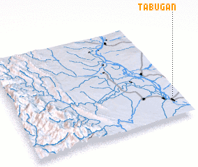 3d view of Tabugan