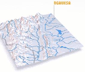 3d view of Ngauksa