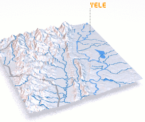 3d view of Yele