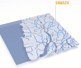 3d view of Shanzu