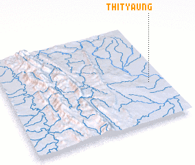 3d view of Thityaung