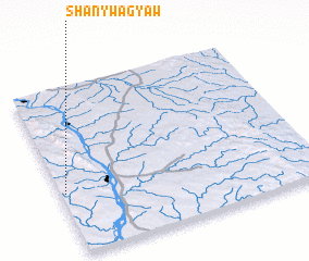 3d view of Shanywagyaw