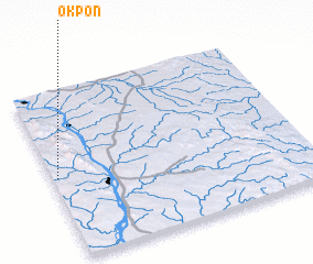 3d view of Okpon