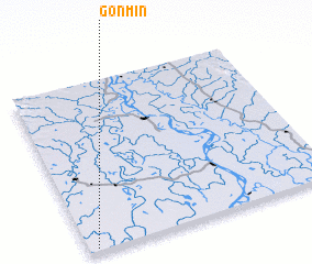 3d view of Gonmin